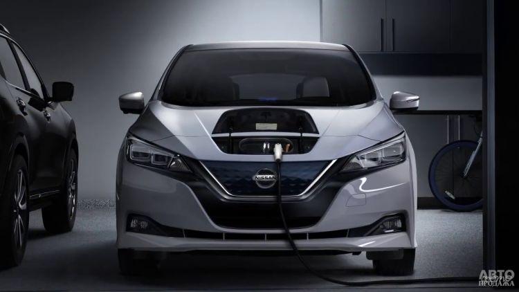 Продажи электромобилей в Украине установили новый рекорд