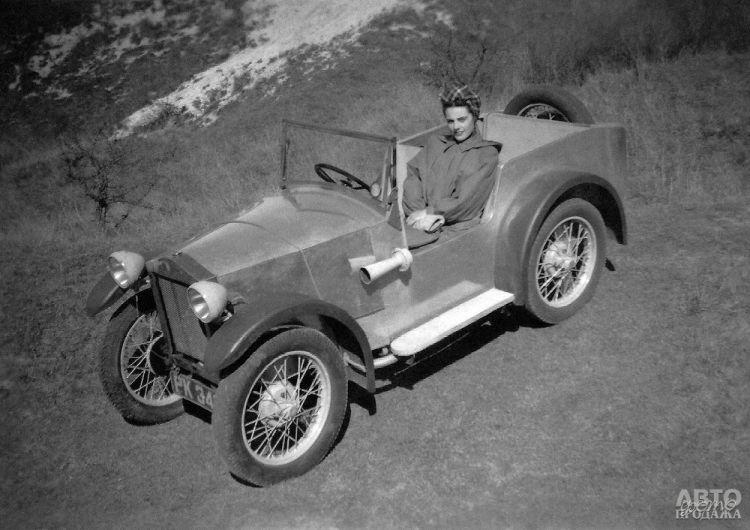 Lotus MkI 1948 года