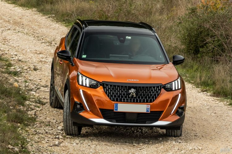 Peugeot 2008: преображение