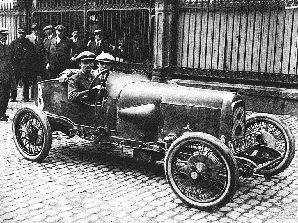 Aston Martin 11 НР 1922 года