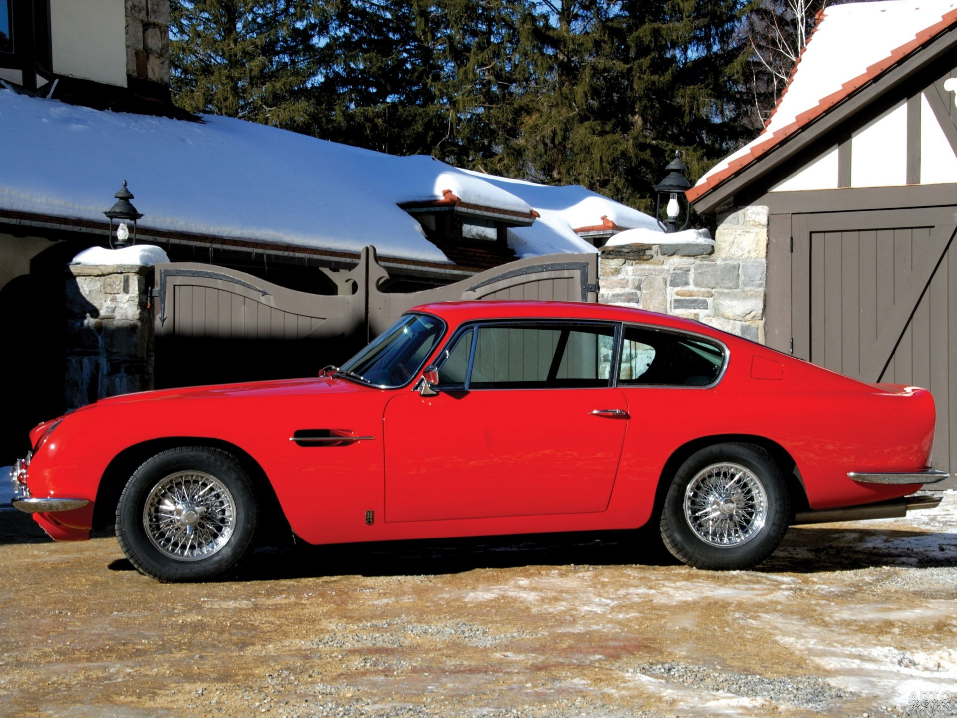 Aston Martin DB6, 1965 год