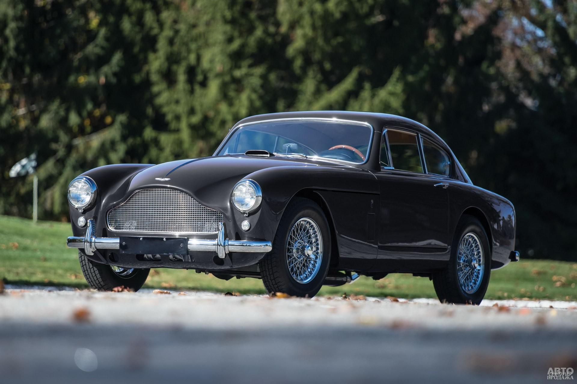 Aston Martin DB2/4, 1958 год