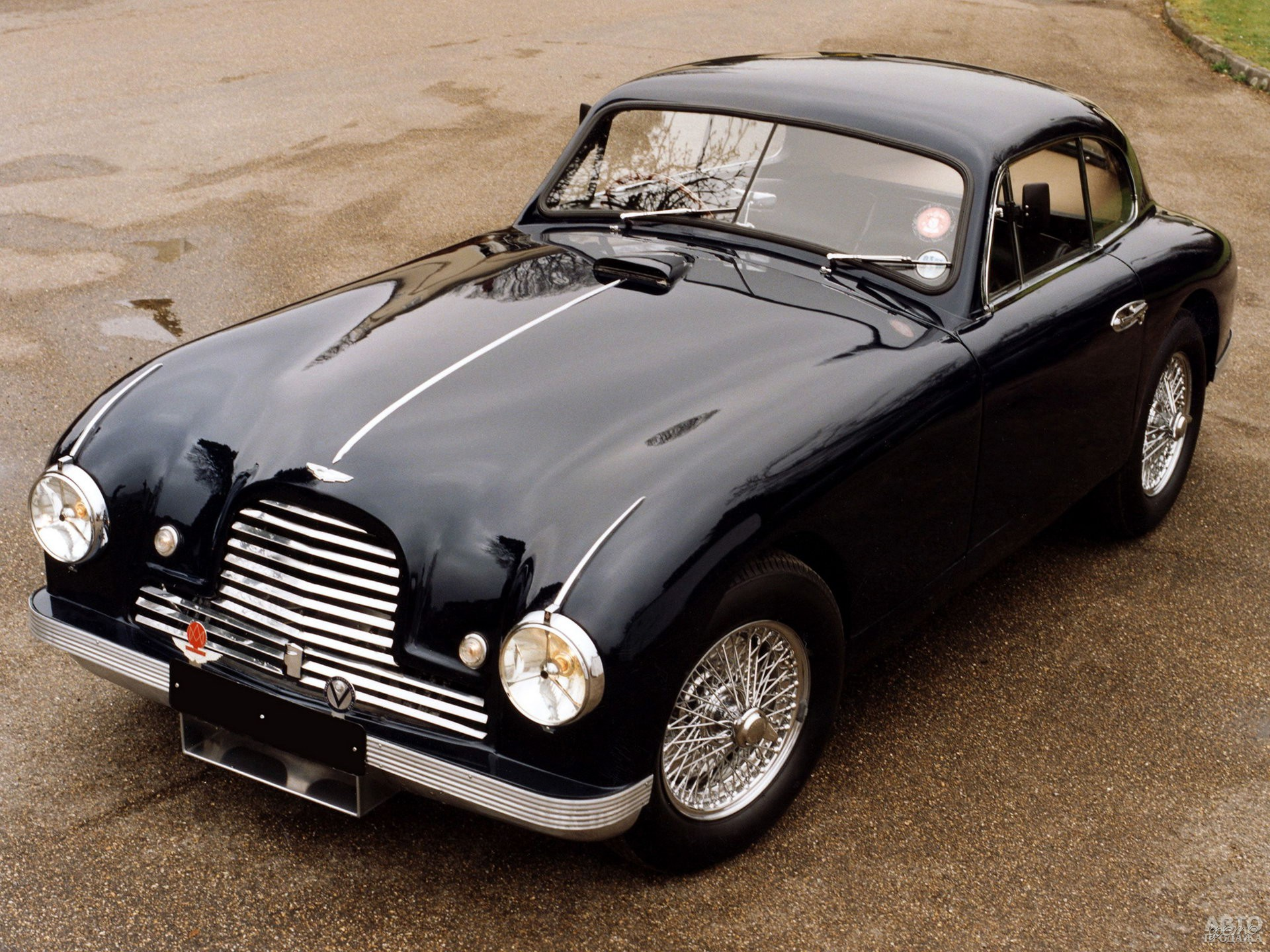 Aston Martin DB2 1950 года