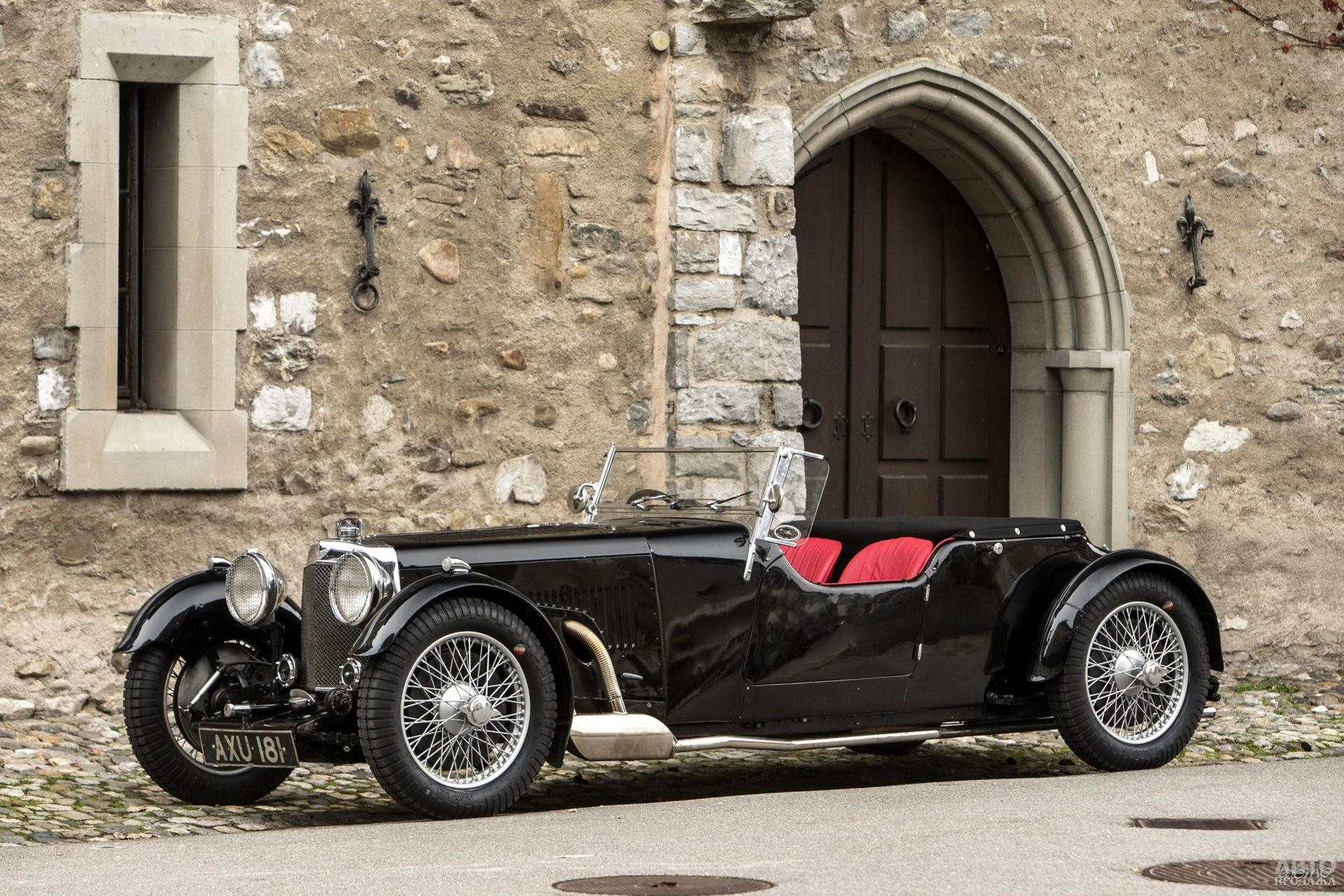 Aston Martin Le Mans 1932 года