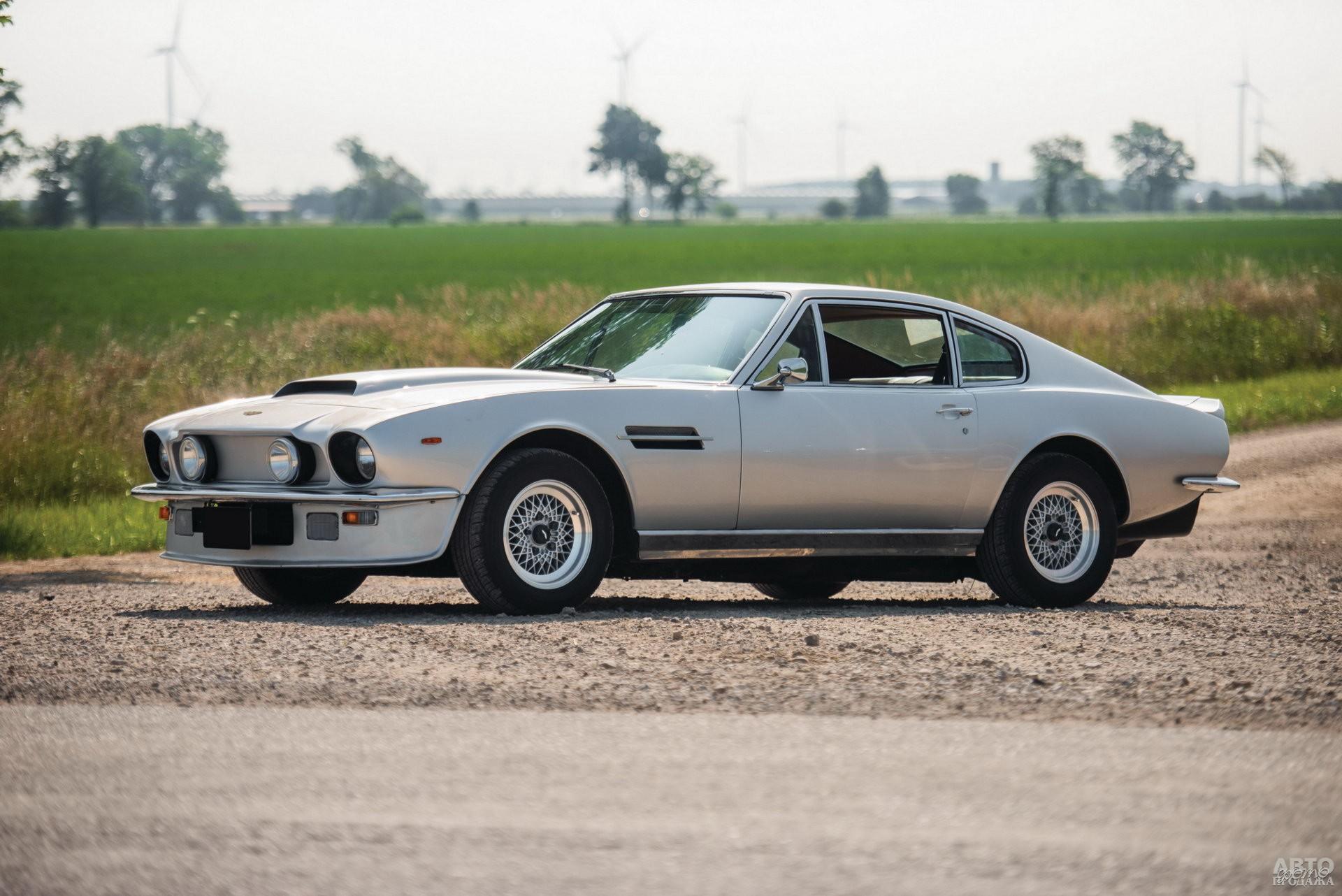 Aston Martin V8 Vantage 1975 года