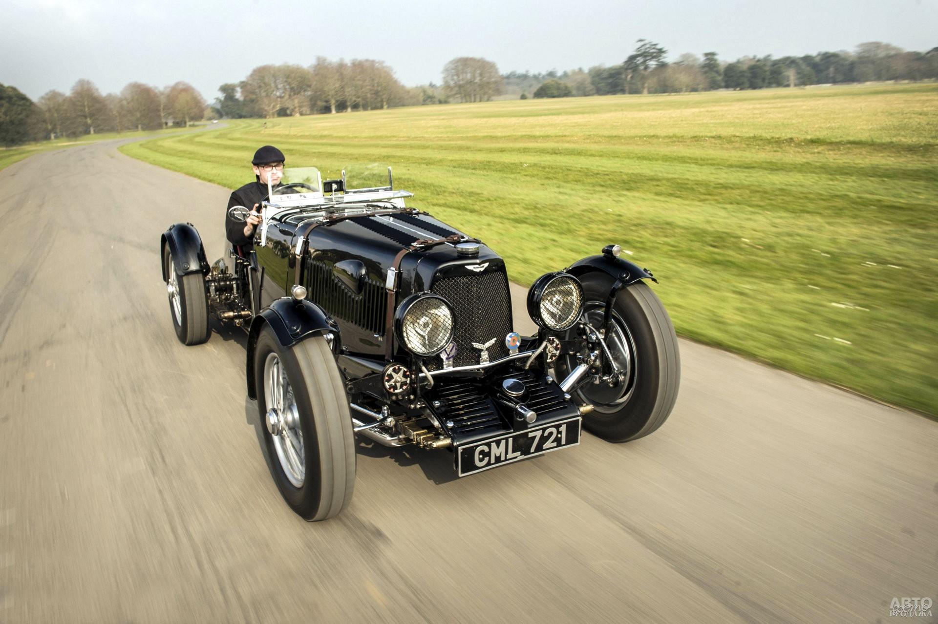Aston Martin Ulster 1934 года