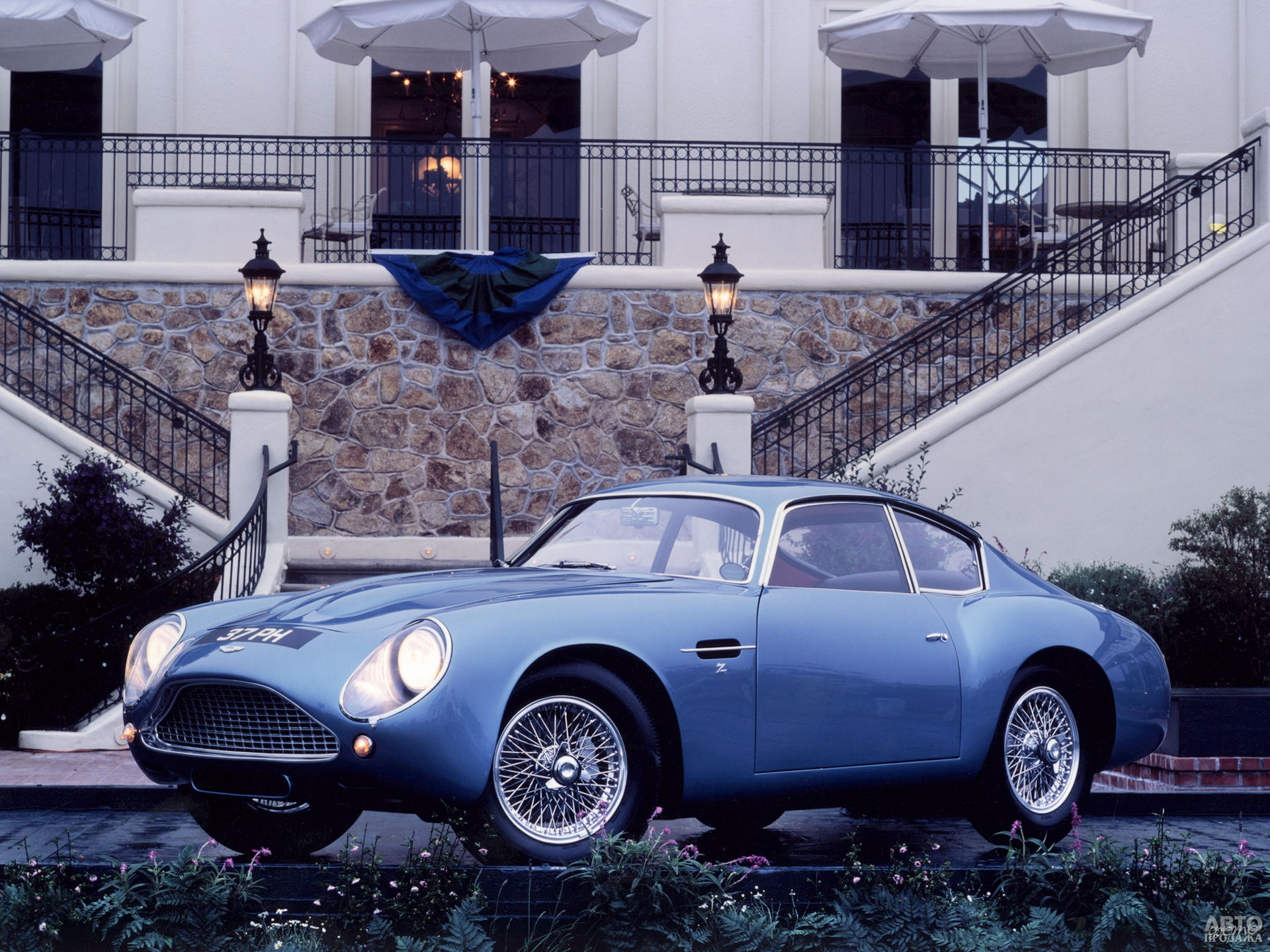 Aston Martin DB4 GTZ 1961 года