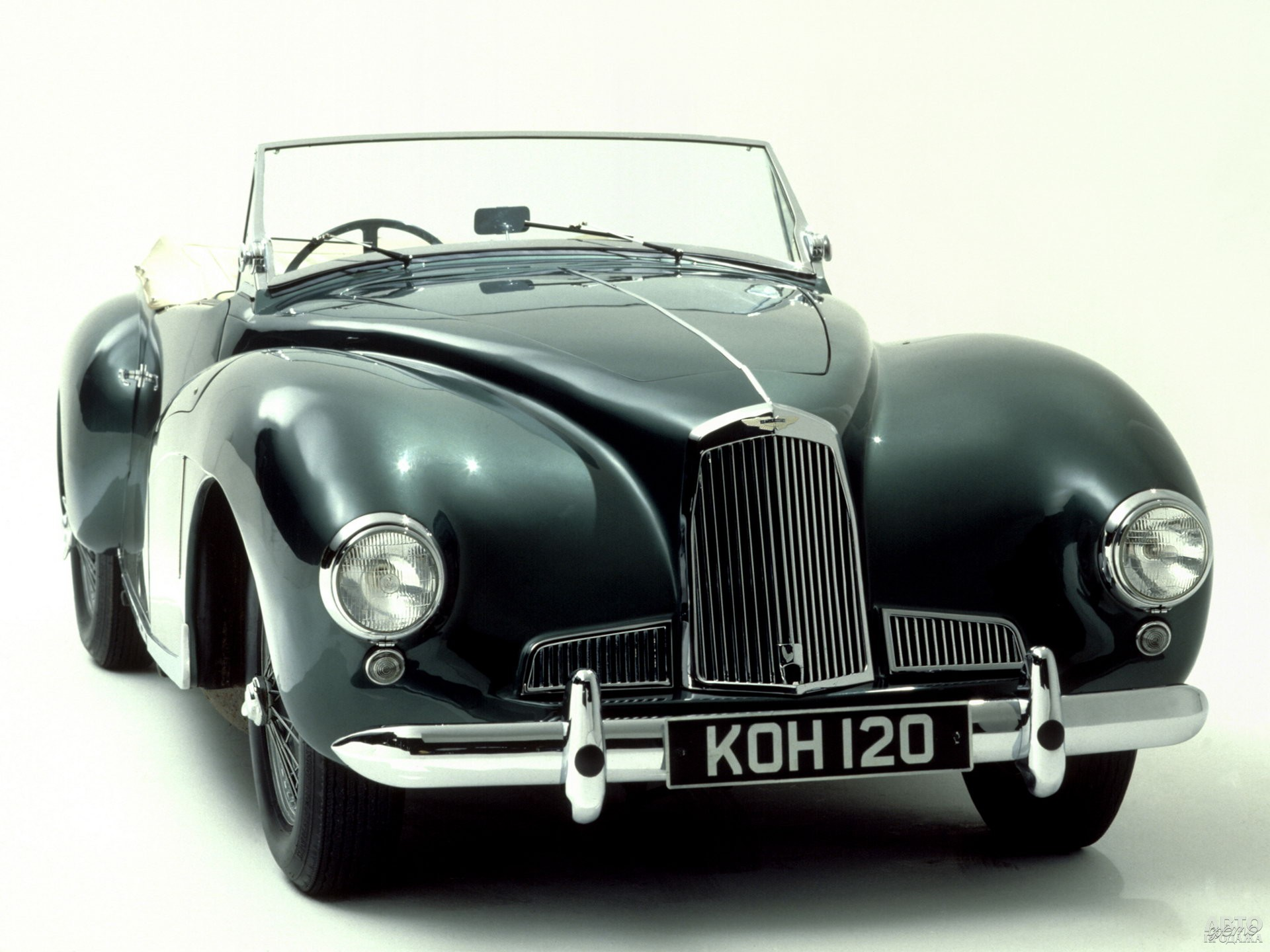 Aston Martin DB1 1948 года