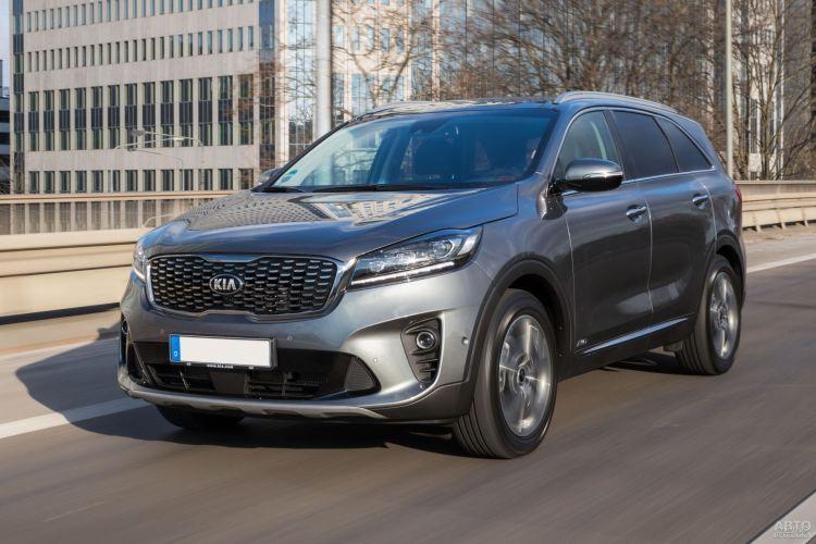 Kia Sorento, Land Rover Discovery Sport и Skoda Kodiaq: вместительные и экономичные