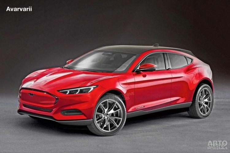 Ford расширит линейку электрических вседорожников