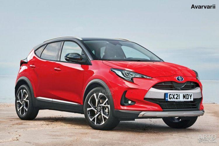 Toyota готовит компактный вседорожник