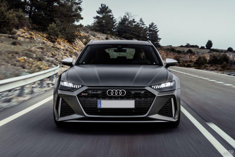 Audi RS6 Avant: универсал с характером