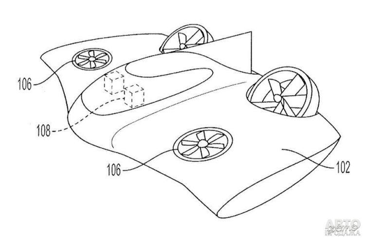 Porsche и Boeing работают над беспилотником