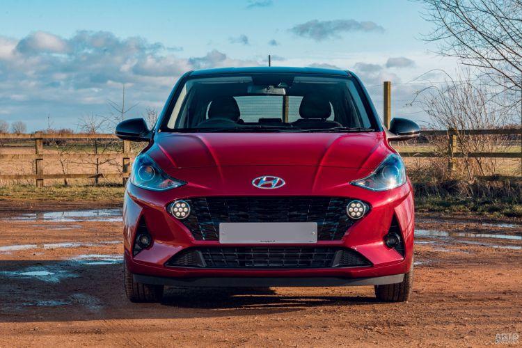 Hyundai i10: третья глава