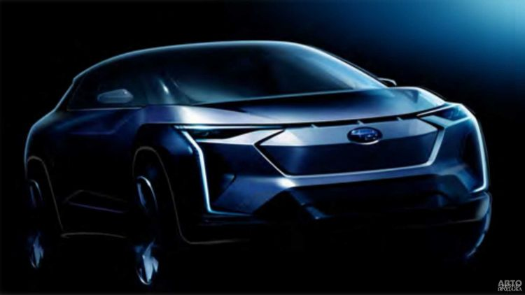 Subaru перейдет на электромобили