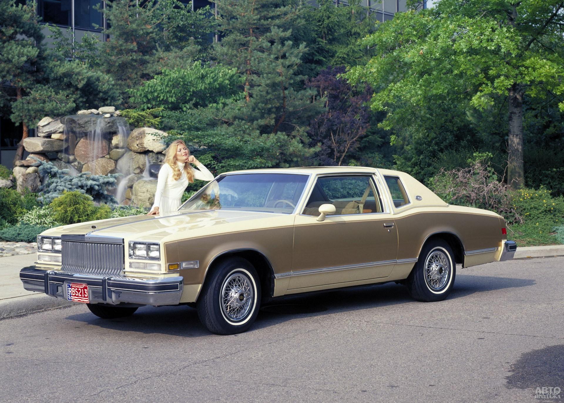 Buick Riviera 1977 года
