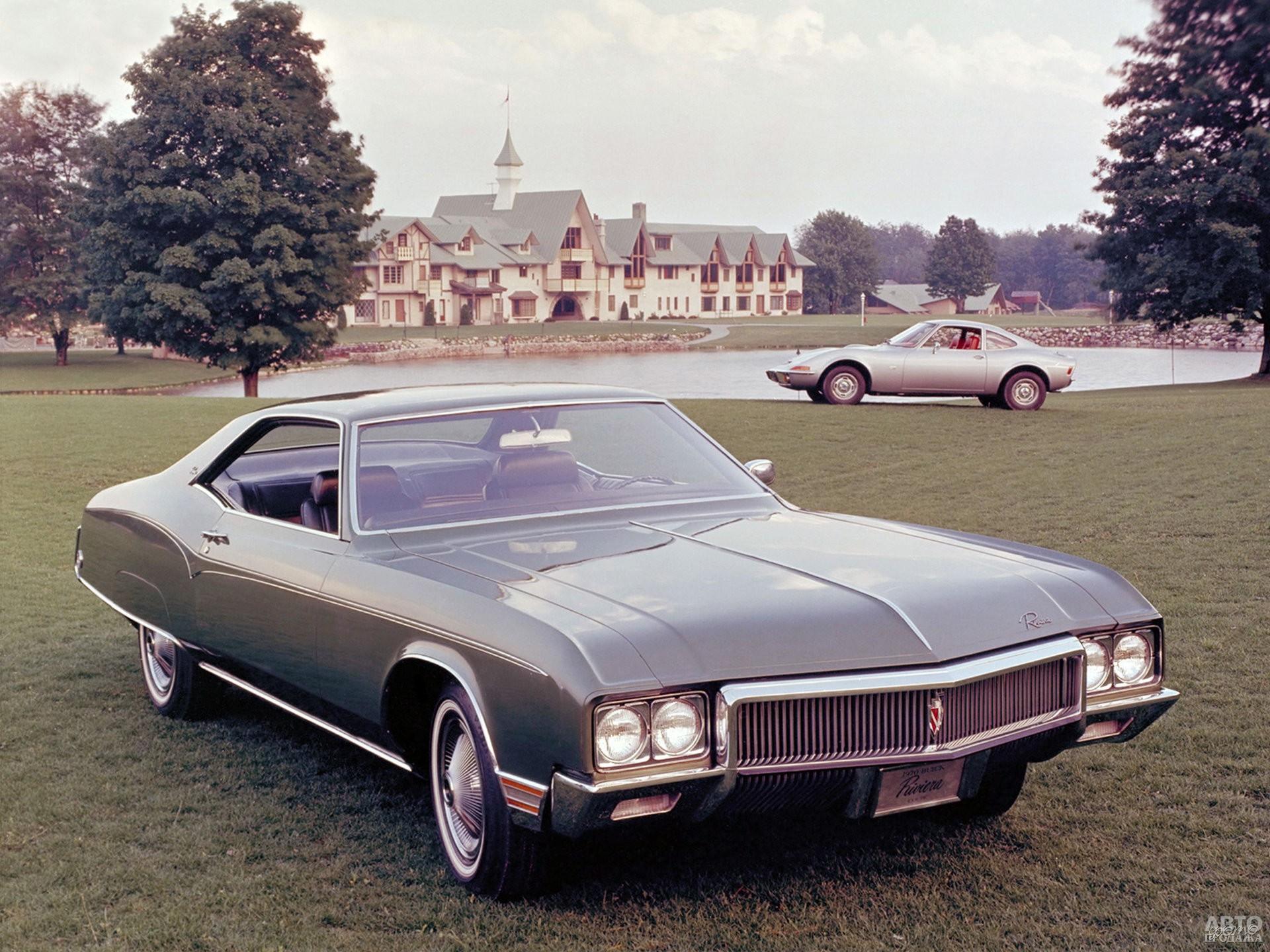 Модель 1970 года оснастили 7,4-литровым 370-сильным V8
