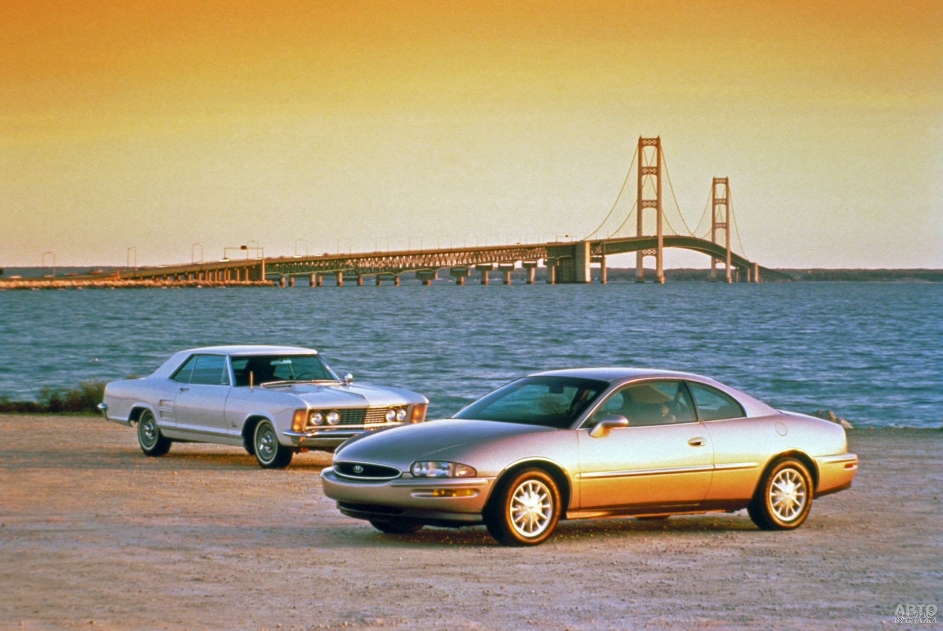Всего выпущено 1,1 миллиона Buick Riviera