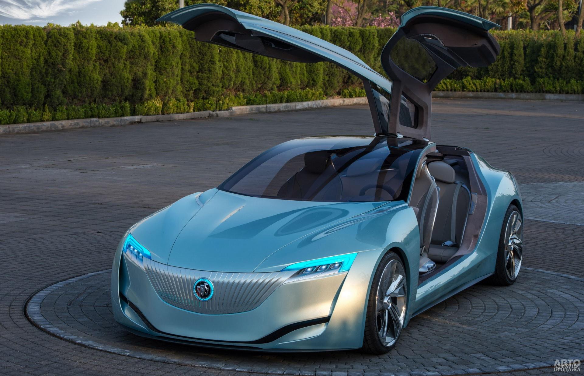 Концепт-кар Buick Riviera 2013 года