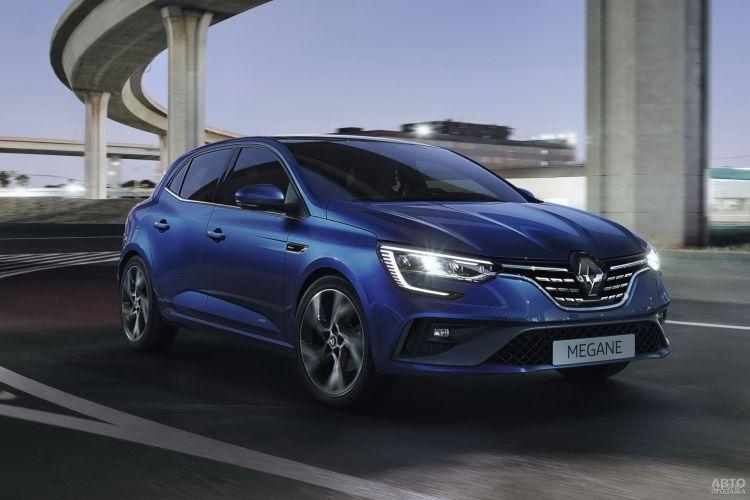 Renault Megane: модернизация