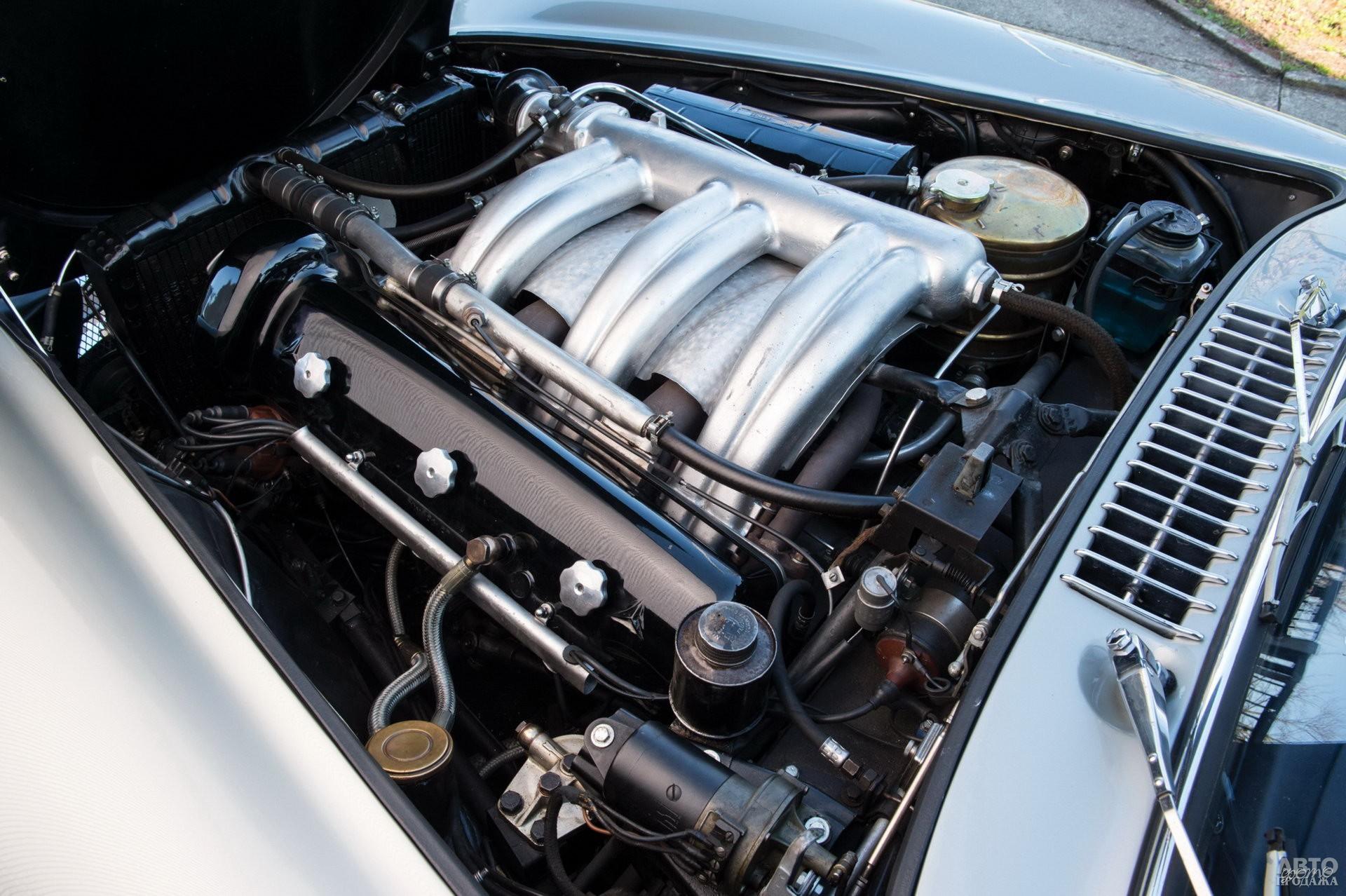 Благодаря непосредственному впрыску мощность 3,0-литрового мотора подняли до 215 л. с.