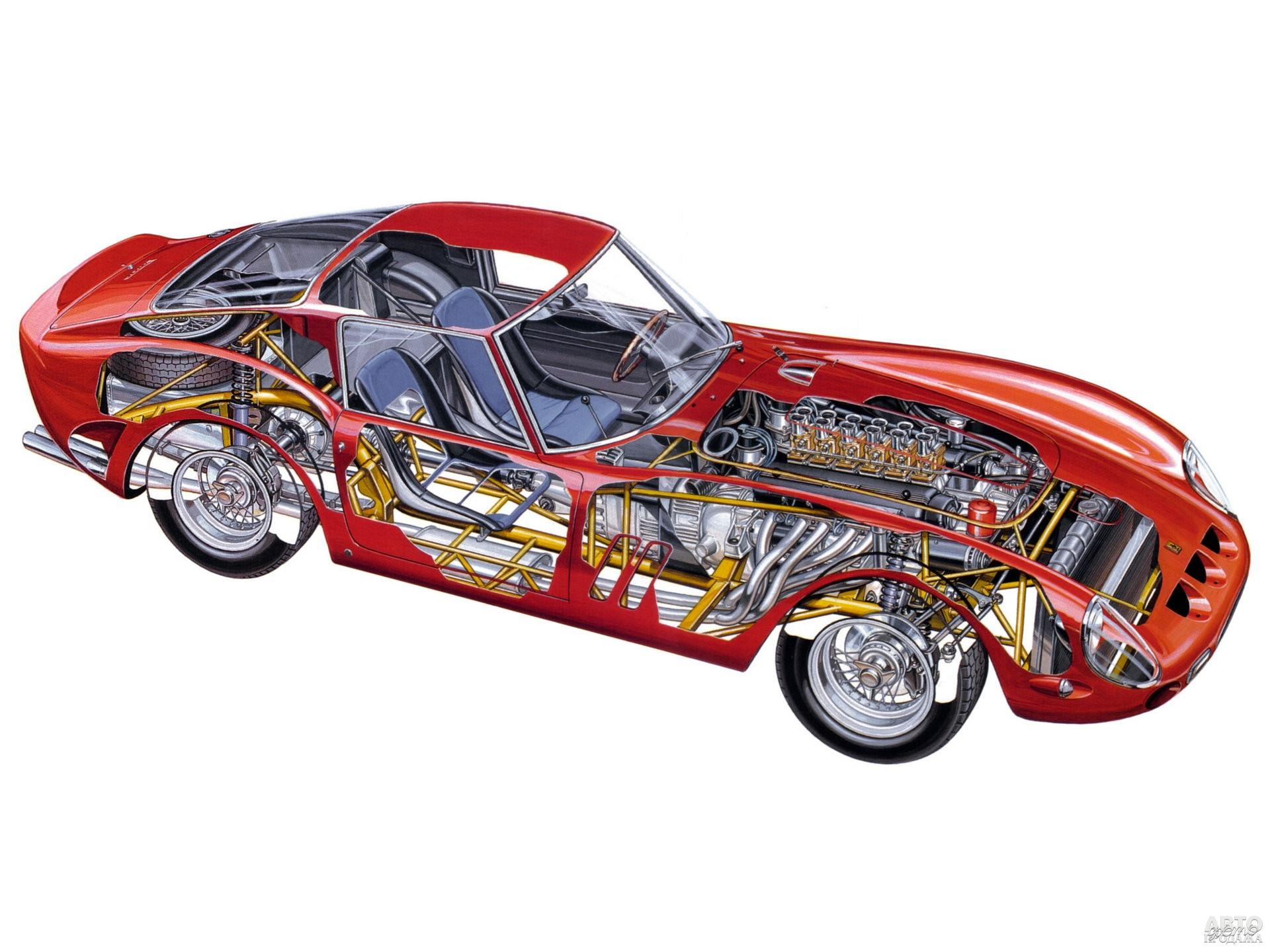 Благодаря применению алюминиевых сплавов в конструкции вес купе составил всего 878 кг