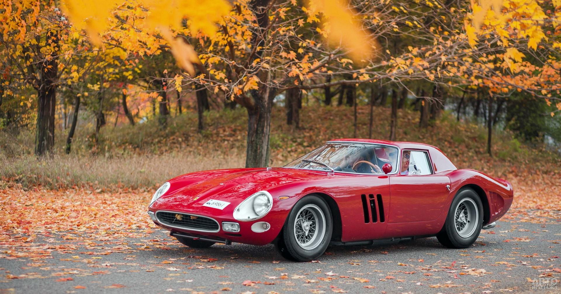 Модель 1964 года получила новый кузов