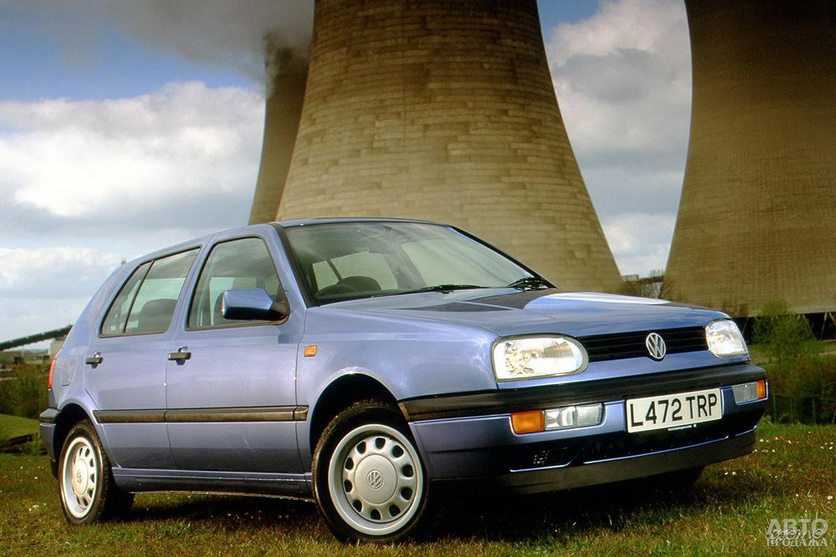 Volkswagen Golf III 1992 года