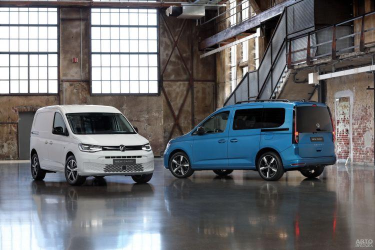 Volkswagen Caddy: новый уровень