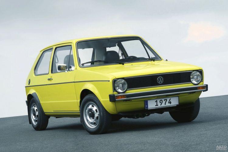 Volkswagen Golf: основоположник С-класса