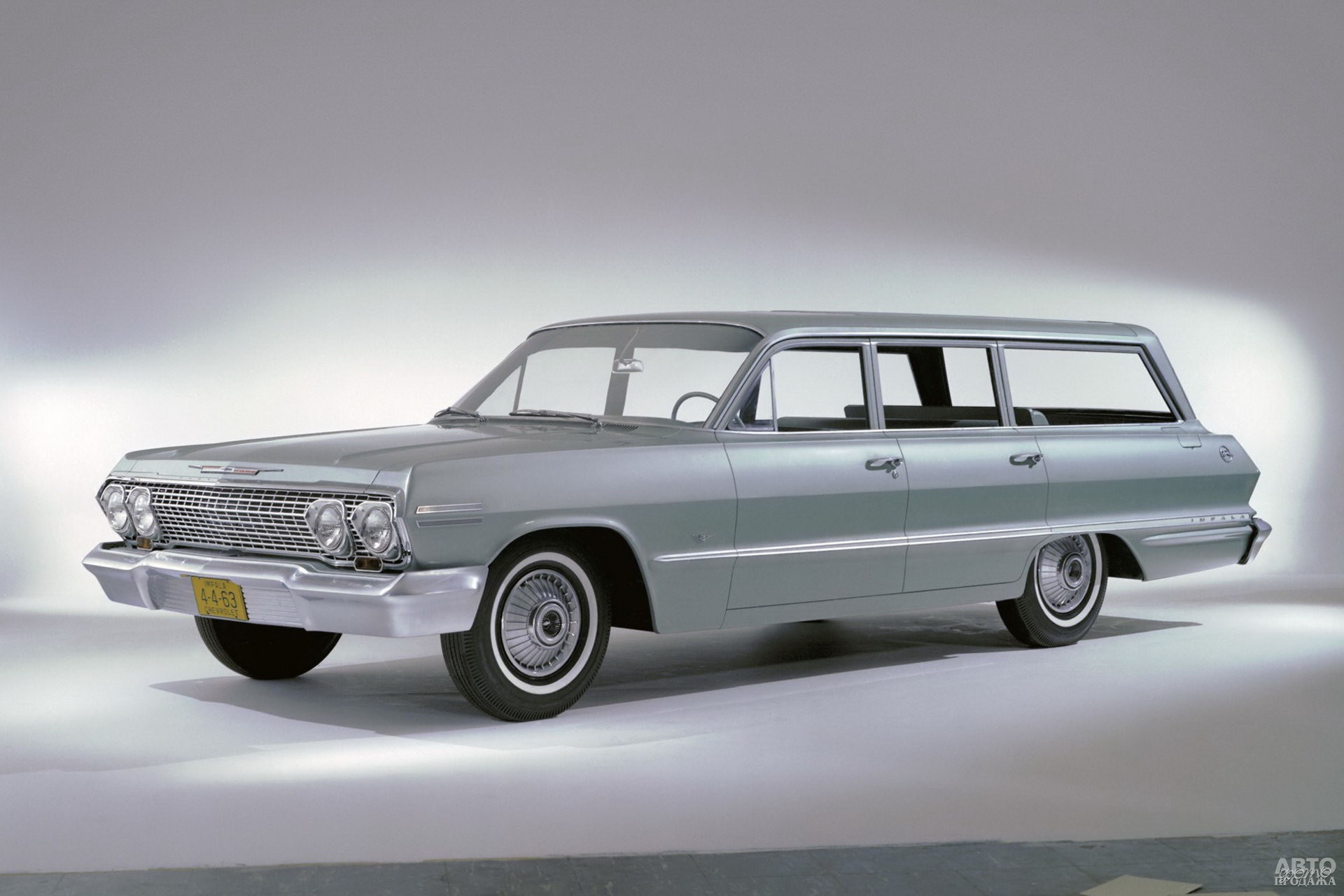 Универсал Chevrolet_Impala Station Wagon, 1963 год