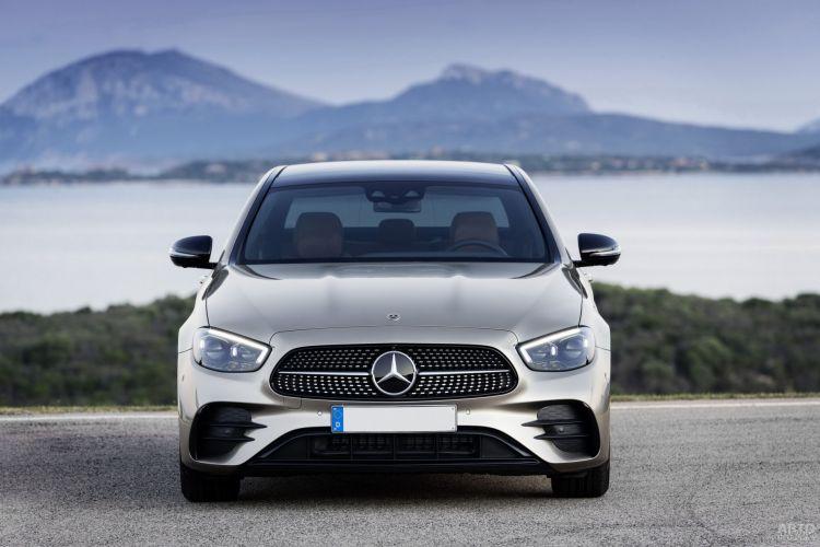 Mercedes-Benz E-Class: освежение