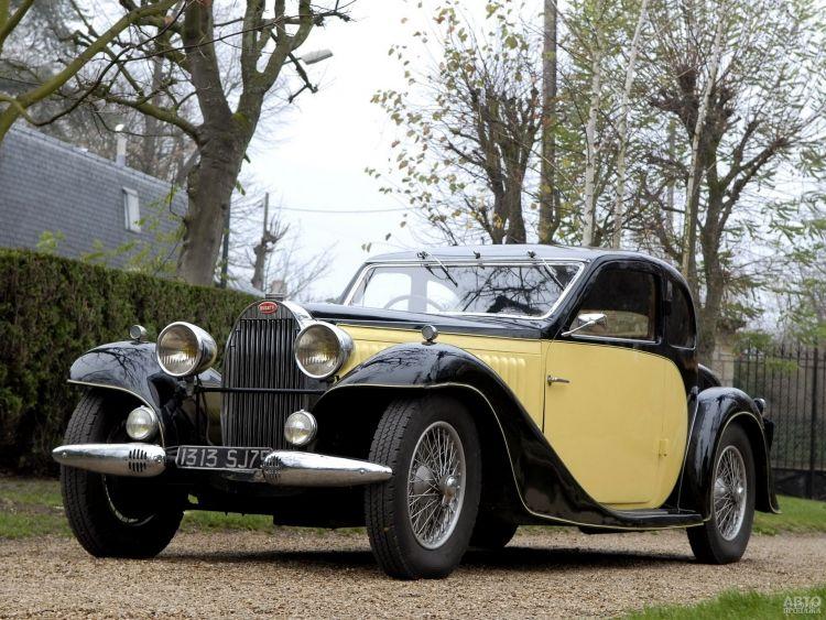 Bugatti Туре 57: популярный эксклюзив