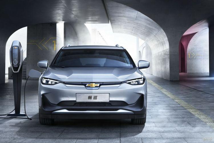 Chevrolet Menlo: вседорожная альтернатива Bolt