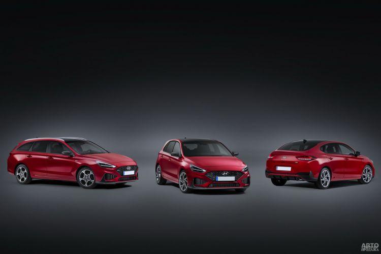 Hyundai i30: освежение