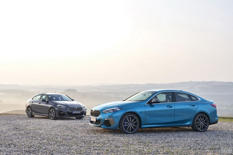 BMW 2 Series Gran Coupe: седан, который хочет быть купе