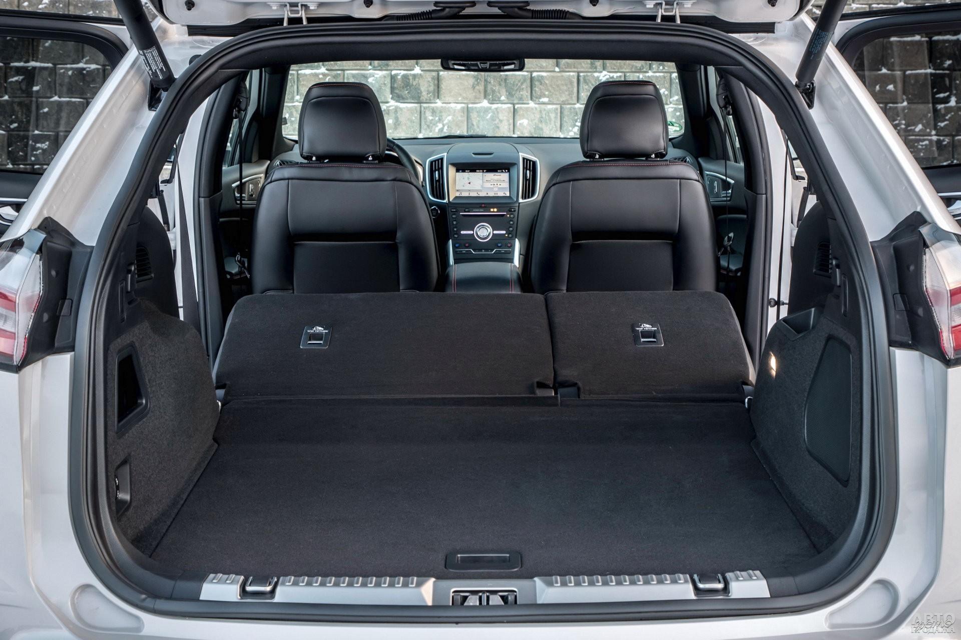 Объем багажника Ford – 602 л