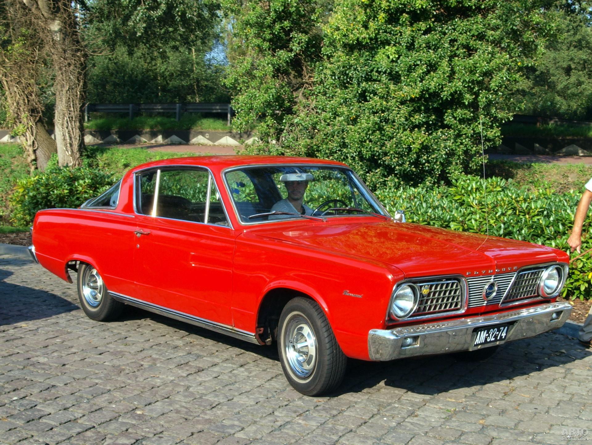 Plymouth Valiant Barracuda 1964 года