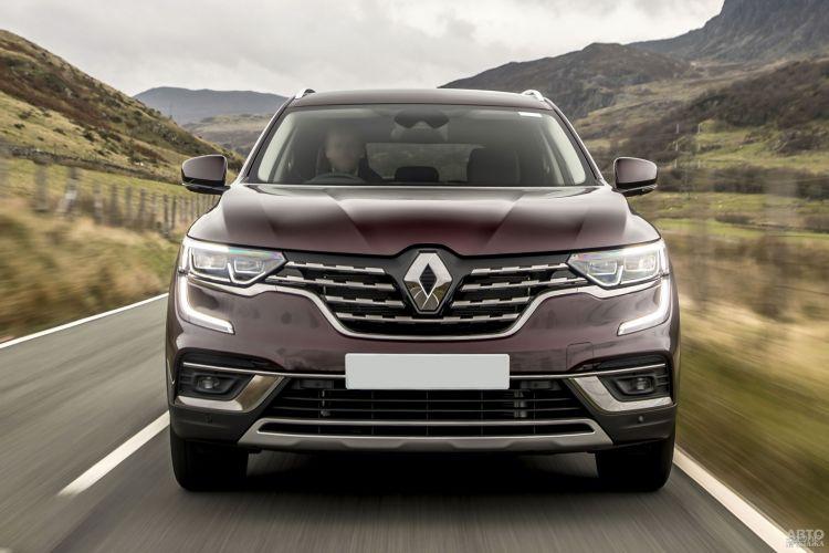 Ford Edge, Renault Koleos и Skoda Kodiaq: разные концепции вседорожников