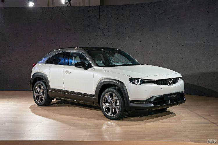 Mazda готовит новую модель с роторно-поршневым двигателем