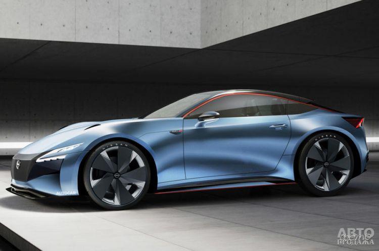 Nissan готовит новое купе Z-серии