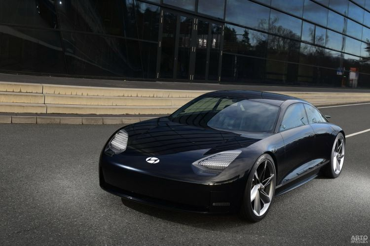 Hyundai Prophecy: взгляд в будущее