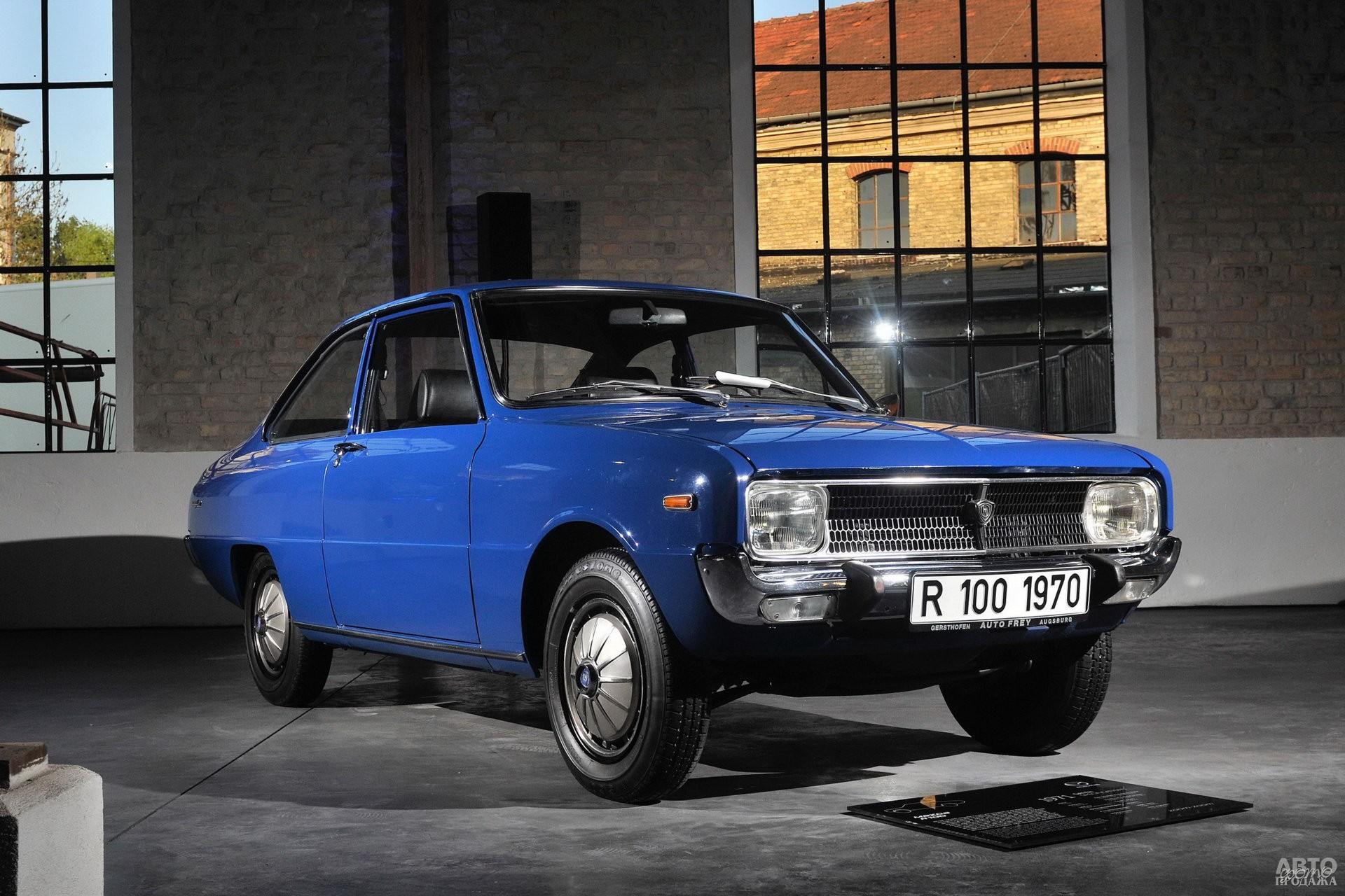 Mazda R100 1968 года