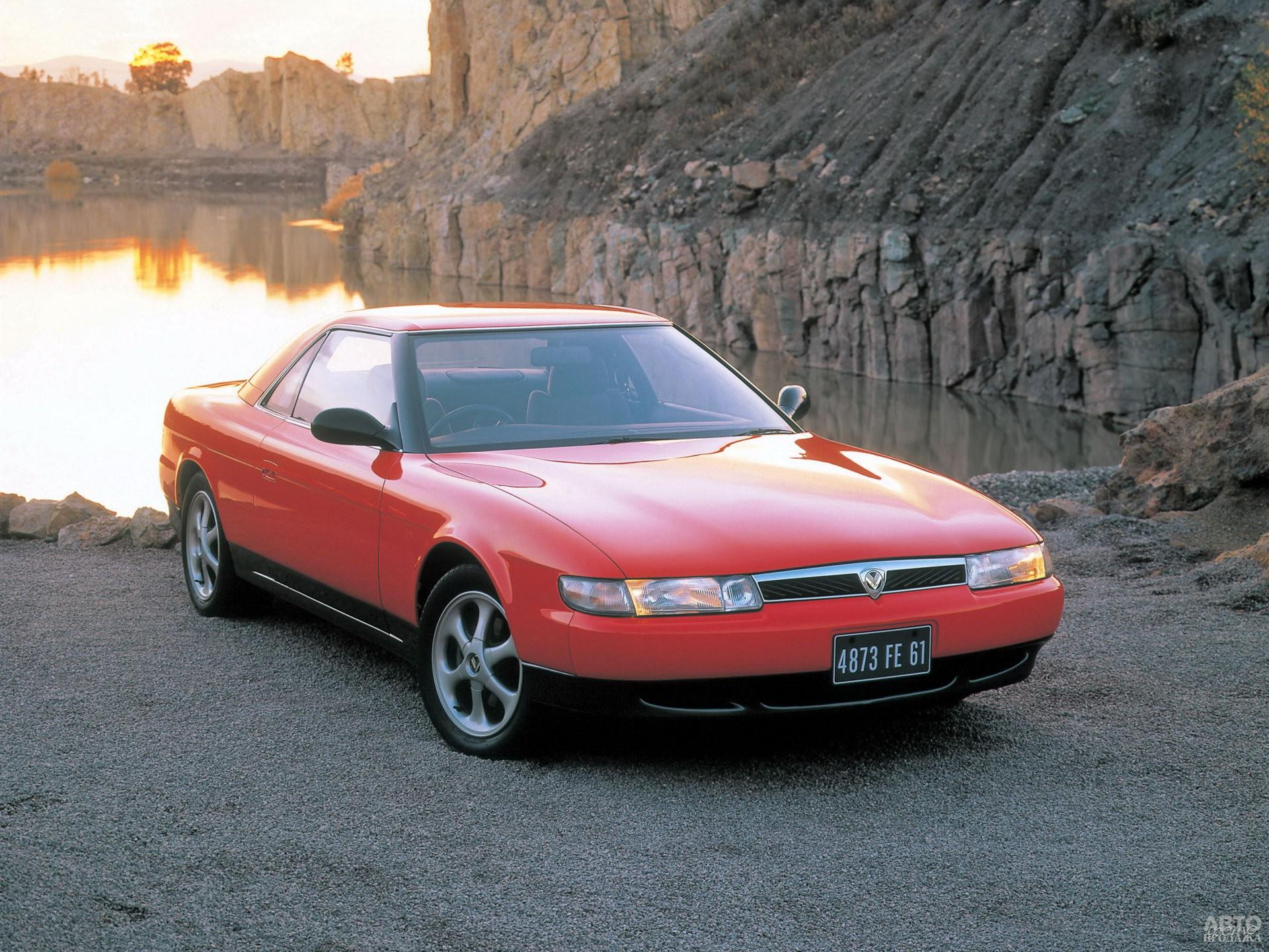 Mazda Eunos Cosmo 1990 года