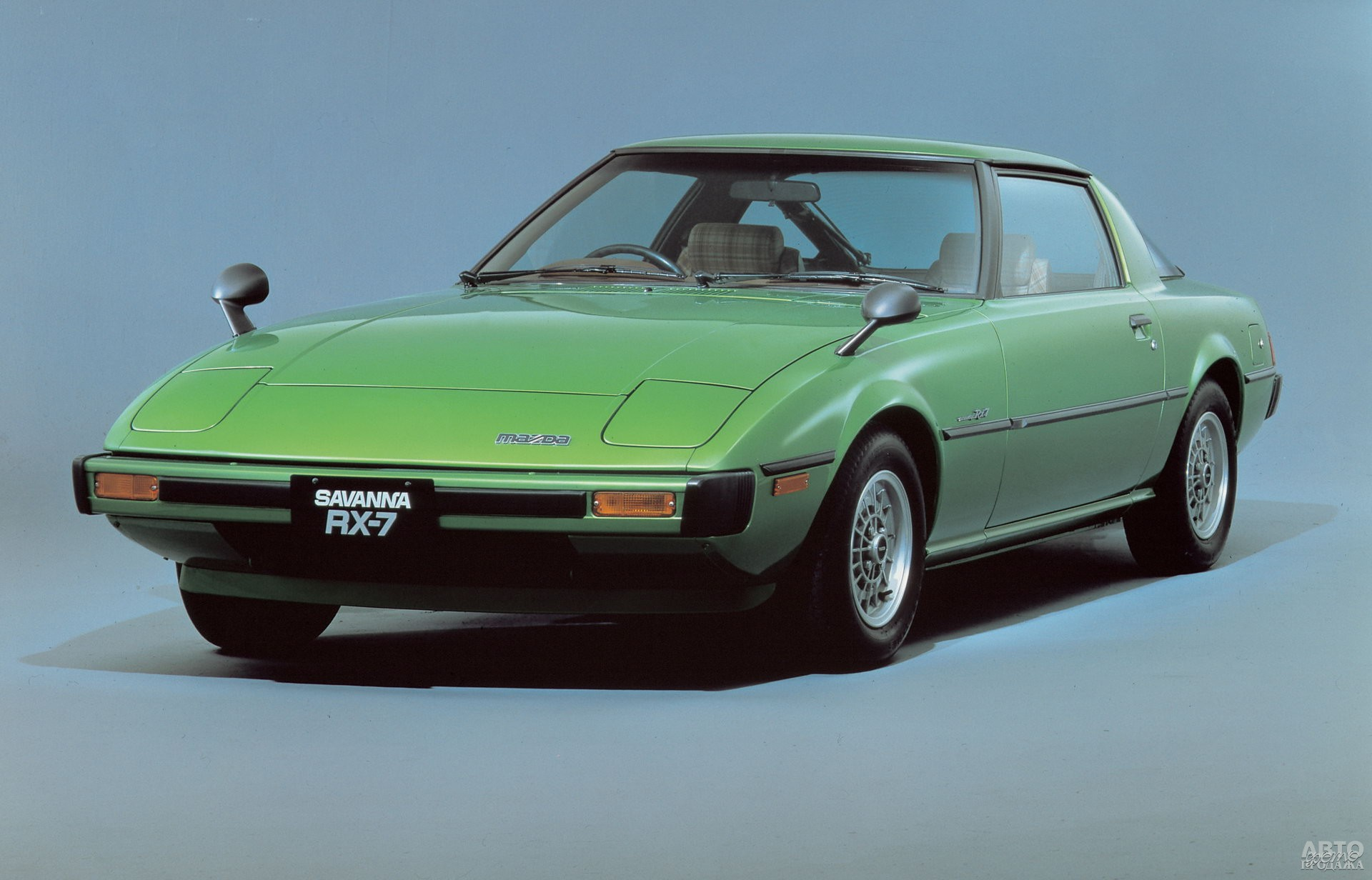 Mazda RX-7 первого поколения нашла почти полмиллиона покупателей