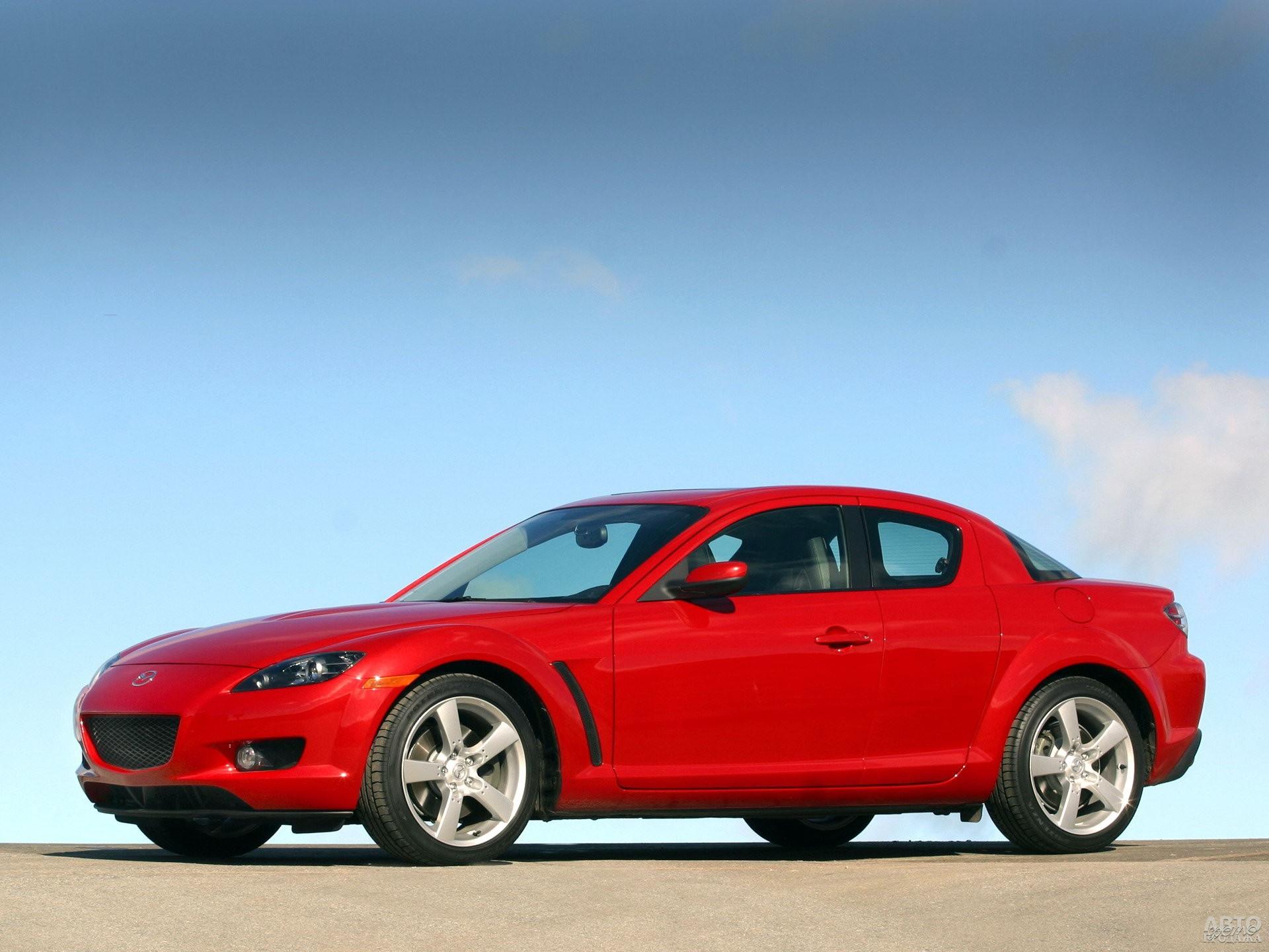 Mazda RX-8 2003 года
