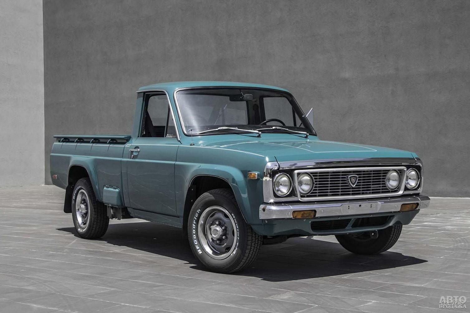 Mazda Rotary Pickup, 1974 год