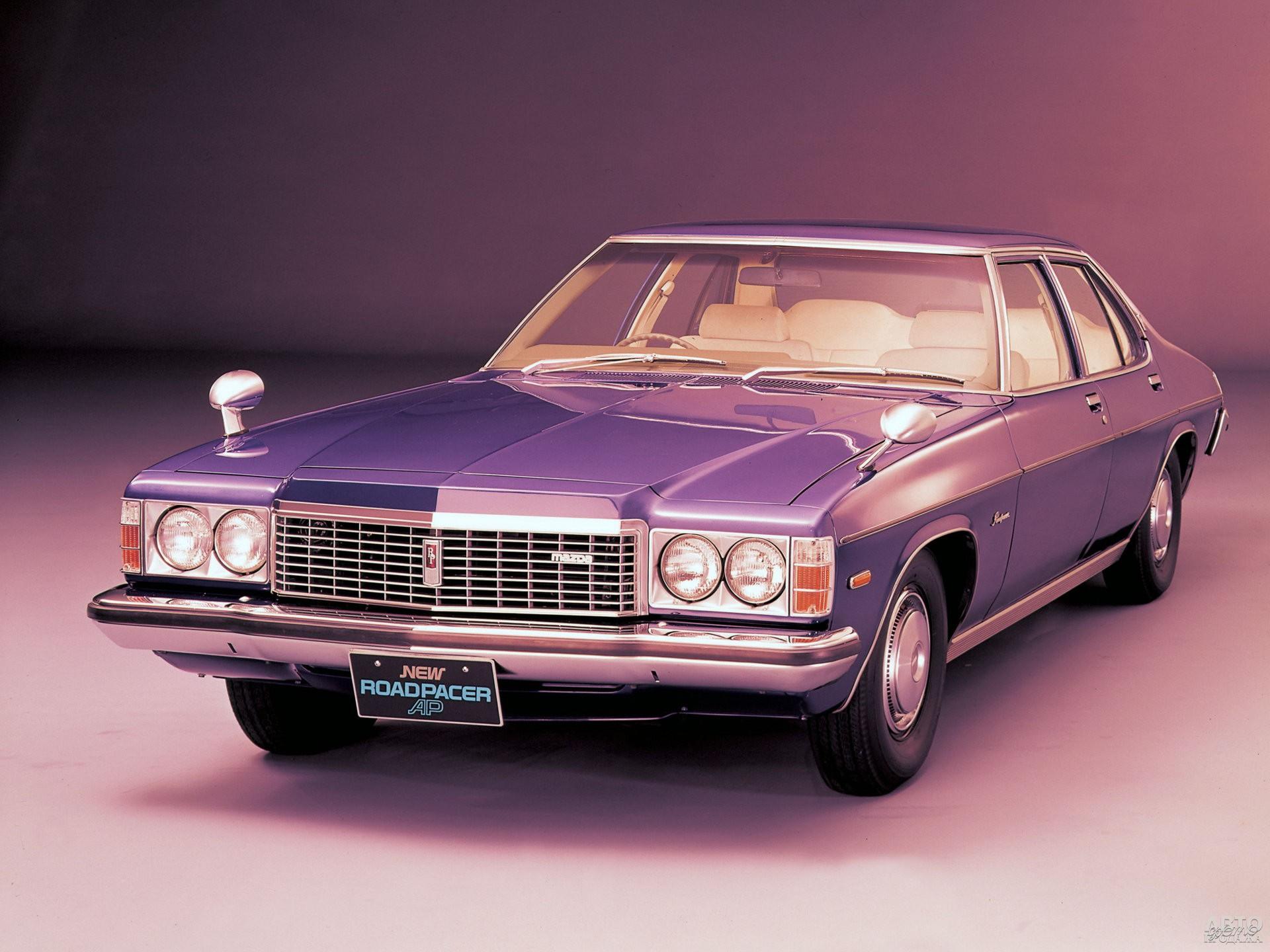 Mazda Roadpacer 1975 года