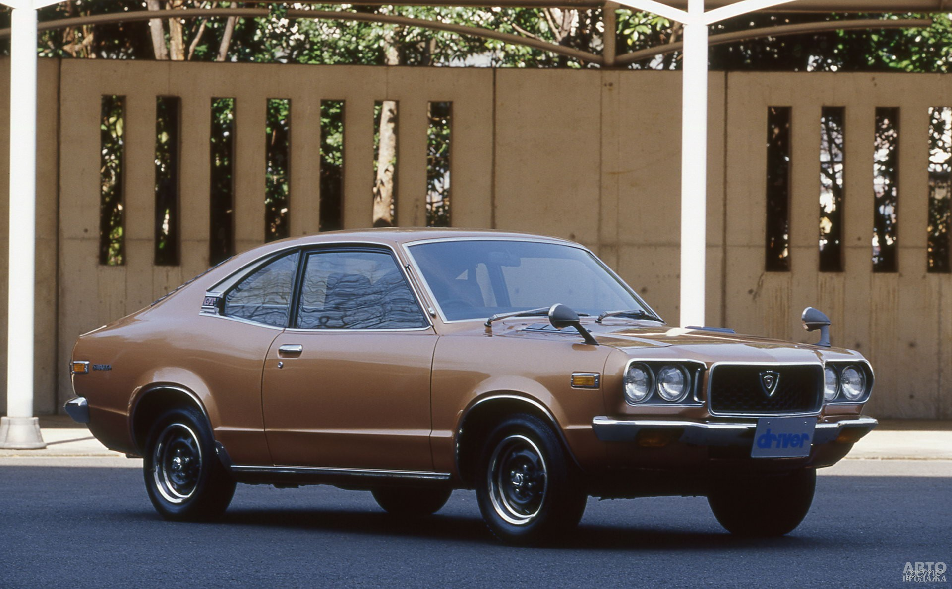Mazda RX-3 1972 года