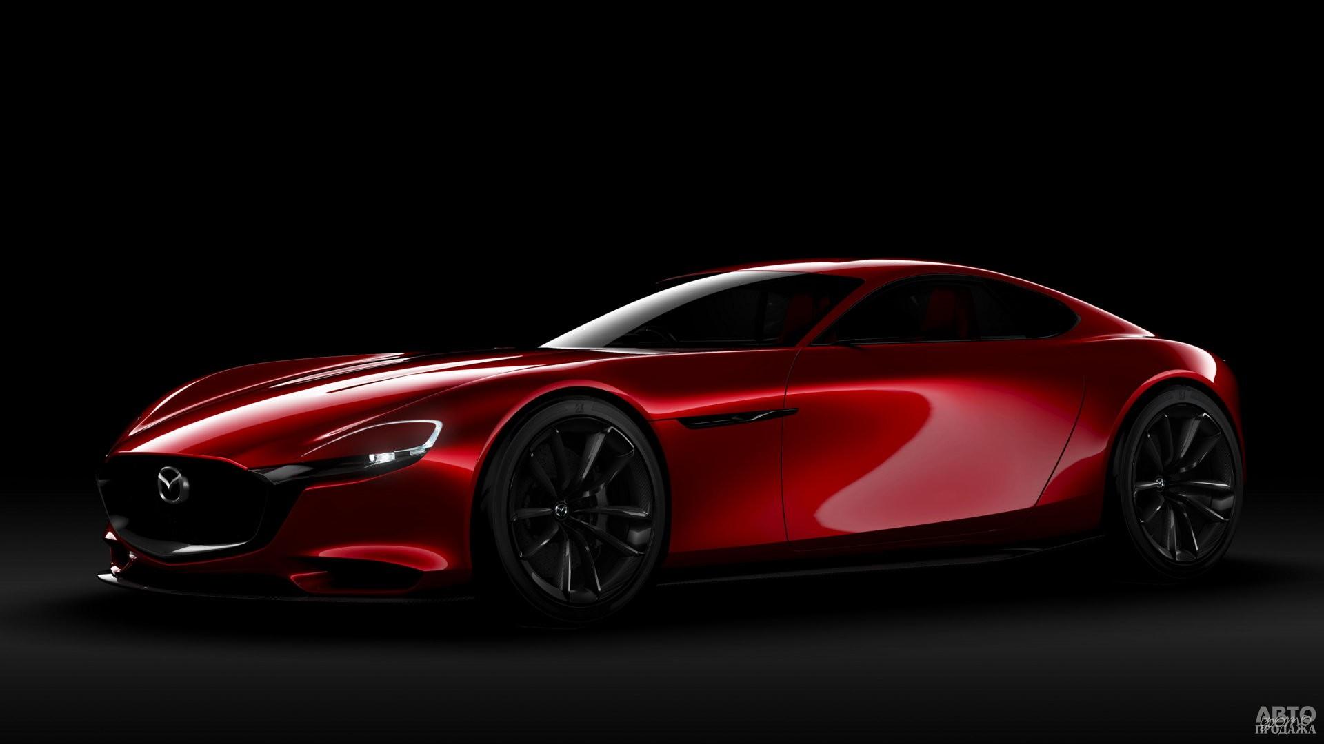Mazda RX-Vision 2015 года